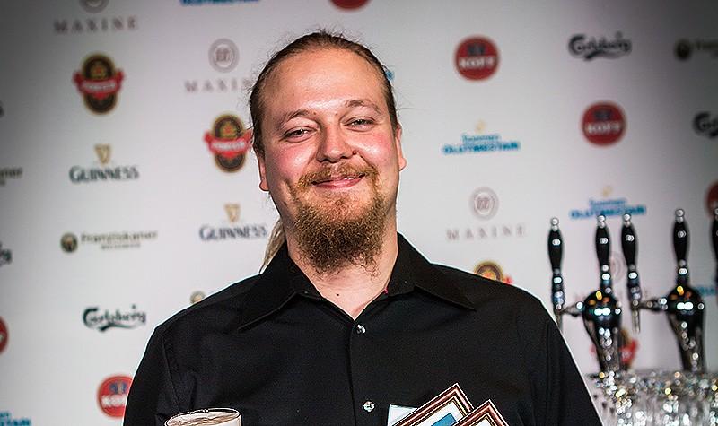 Suomen 7. Olutmestari on asiantunteva oluenharrastaja.