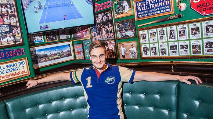 Ravintoloitsija Patrick Ericsson, O'Learys