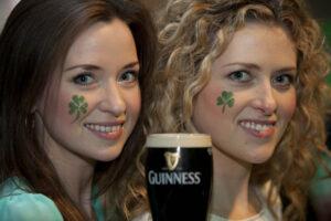 St. Patrick's Day – vuoden ystävällisin päivä