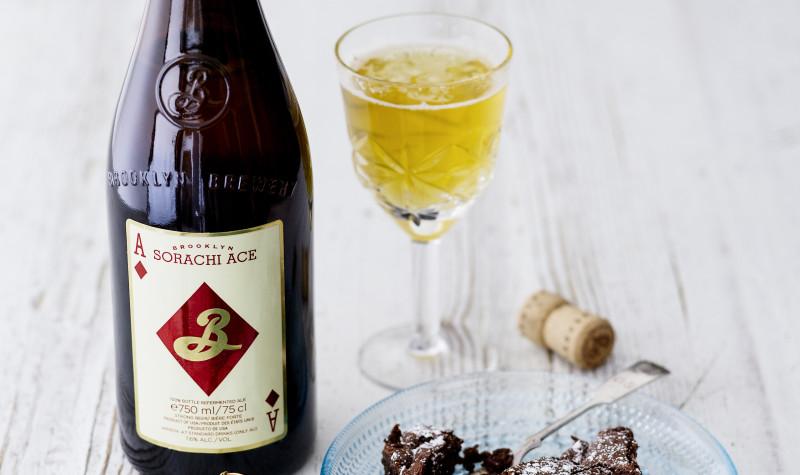 Olut on oiva valinta joulun makujen kaveriksi