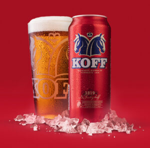KOFF-brändi uudistui