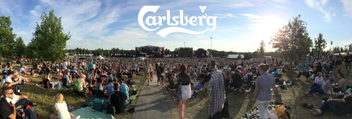 Pori Jazz ja Carlsberg2