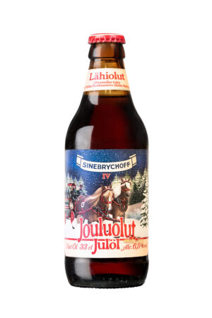 Sinebrychoff Jouluolut IV pullo