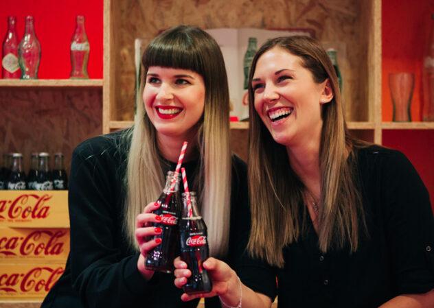 Coca-Cola Zero Sugar on vuosikymmenen suurin Cokis-lanseeraus