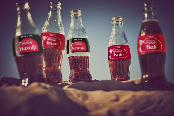 Lisää kesämyyntiä hetikulutettavilla ja muista Coca-Colan kaupunkikampanja!