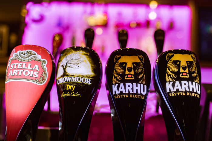 Kuusi aistia: moniaistisen olutravintolan kulmakivet