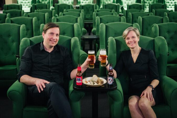 Laadukkaan elokuvanautinnon kruunaa hyvä olut