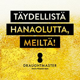 Personoi mainoksesi itse DIMEllä, muista myös DraughtMaster