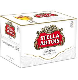 Stella Artois -oluen lasipullo taas tilattavissa