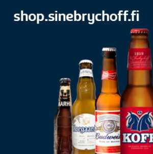 shop.sinebrychoff.fi – paras panimojuomien verkkokauppa