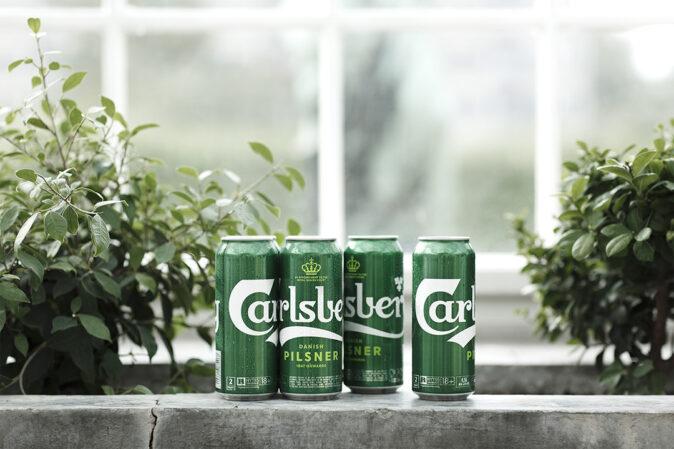 Carlsbergin uusi Snap Pack -tölkkipakkaus säästää yli miljoona kiloa pakkausmuovia vuodessa
