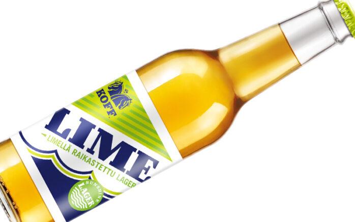 KOFF Lime – raikas kesäolut