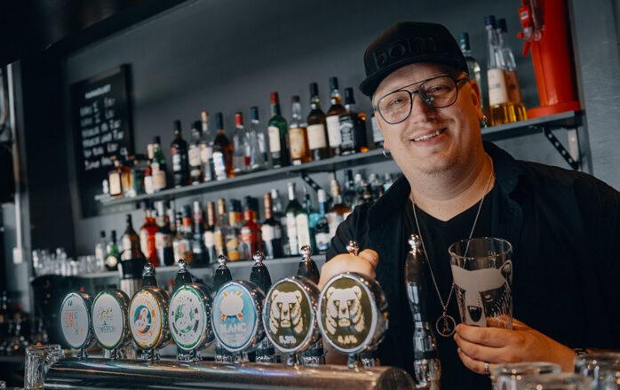 Arttu Wiskari toteutti unelmansa ja perusti ravintolan