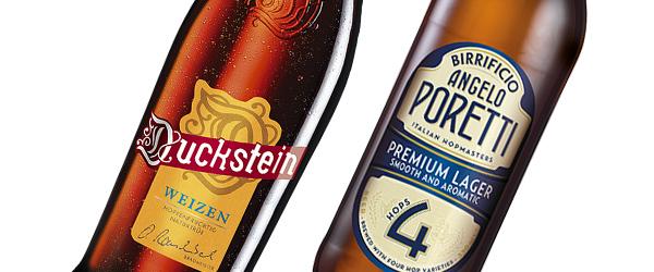 Kansainväliset olutuutuudet: Poretti ja Duckstein pian päivittäistavarakaupassa