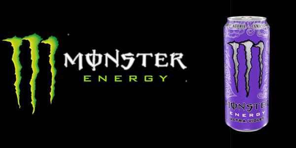 Monster Energy -energiajuomat Sinebrychoffin jakeluun – loppukesän uutuutena Monster Ultra Violet