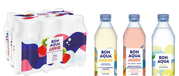 Bonaqua – markkinoiden monipuolisin ja vastuullisin vesiperhe
