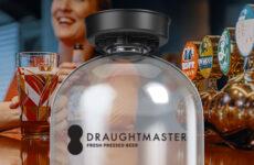 DraughtMaster-astioiden pantillinen kierrätys on alkanut – astiat muuttuvat kirkkaiksi